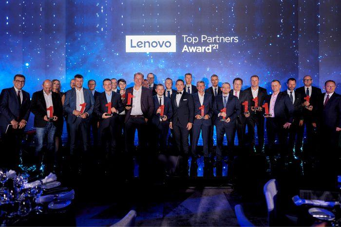 Lenovo Polska podczas uroczystej gali Lenovo Top Partners Awards 2021, w znakomitym stylu nagrodziło swoich najlepszych partnerów biznesowych. Prezentujemy listę laureatów!