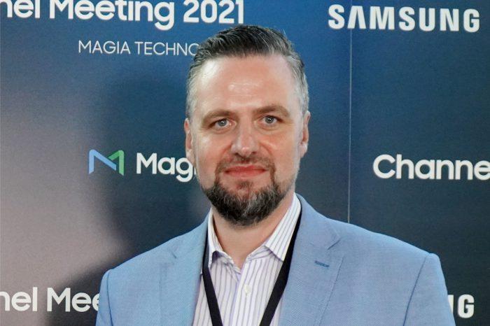 Nowy szef dywizji CEED w Samsungu. Maciej Mączyński objął stanowisko Head of Sales Central and Eastern Europe Display.