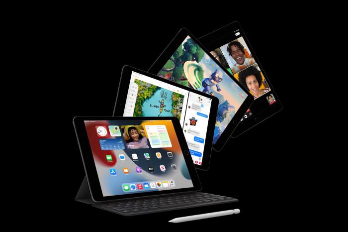 """Apple odświeżyło iPad mini i prezentuje nowego, podstawowego iPada z """"nowym"""" chipsetem."""